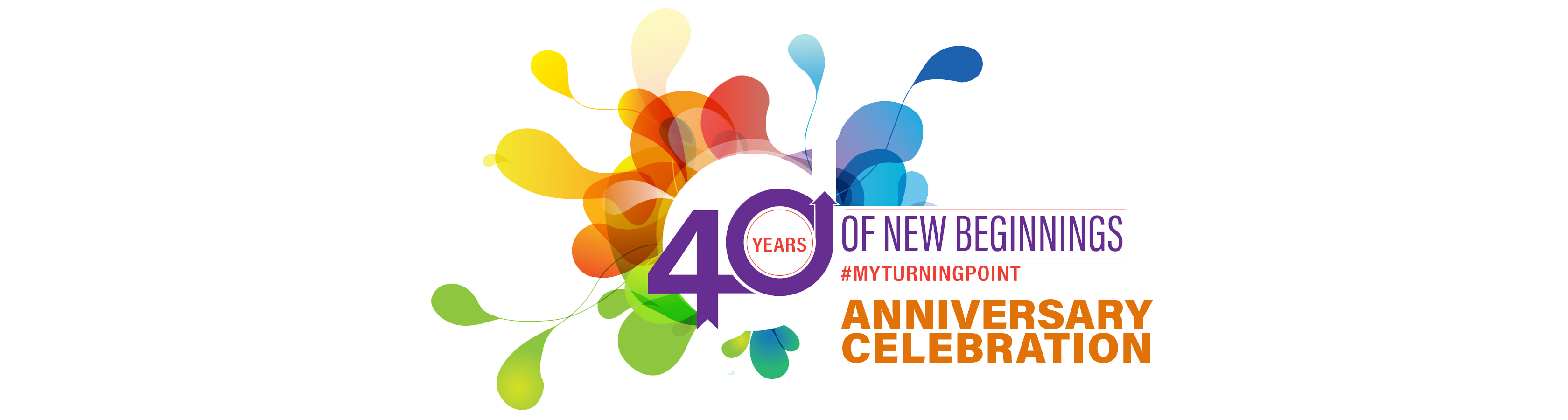 Turning Point 40th Anniversary