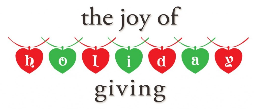 joy of holiday giving