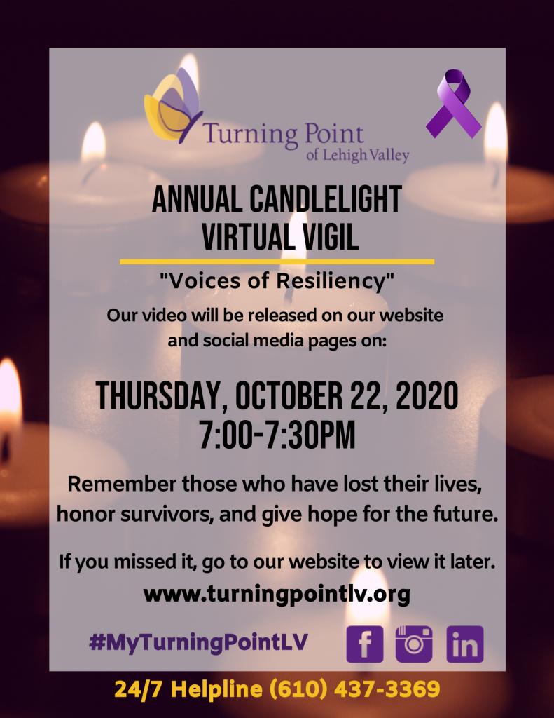 2020 TPLV Virtual Vigil Flyer