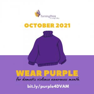 DVAM 2021 Social Media Posts for October